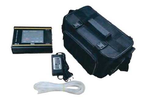 Portable Air Differential Pressure Meter & Recorder ASM-100