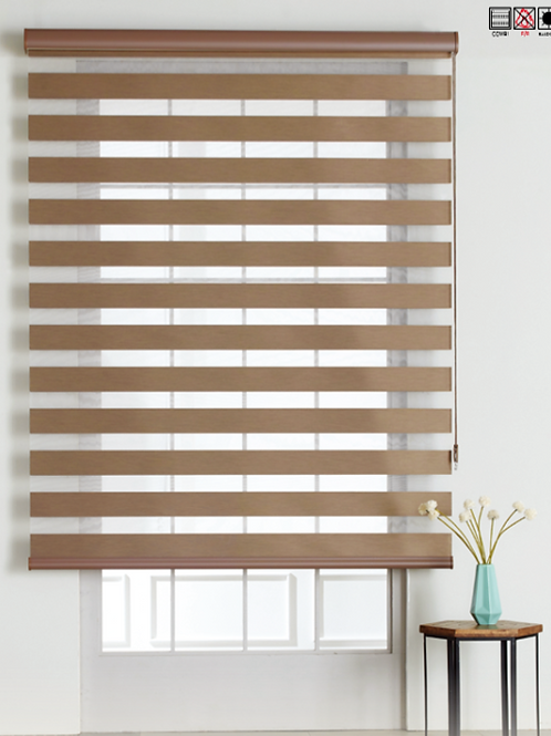AMAZON [COMBI BLINDS FABRIC]F/R