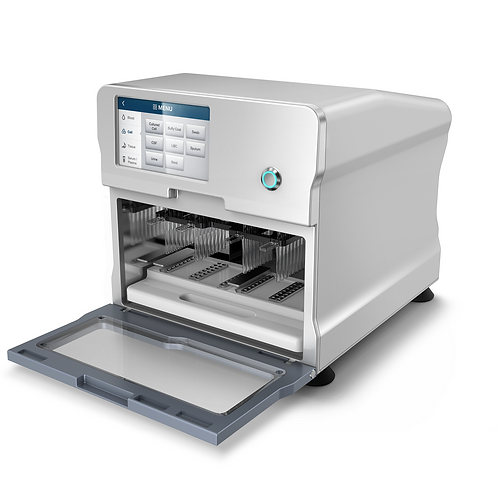 NC-15 PLUS; Automated Nucleic Acids Extraction System by Magnetic Beads Method