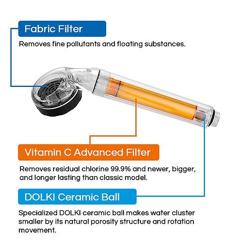 Moolmang Vitafresh Shower Head, Vitamin C Shower Head