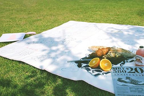 Kids playmat with 6 multi-languages and more than 3,000 learning contents