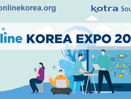KOTRA to conduct 506 online meeting for Online Expo 2020 South Asia