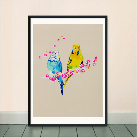 LOVING BUDGIES SALE 35% OFF