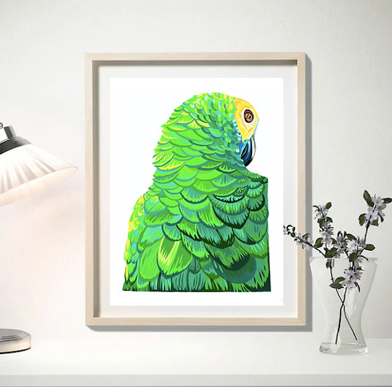 SULTRY PARROT SALE 35% OFF