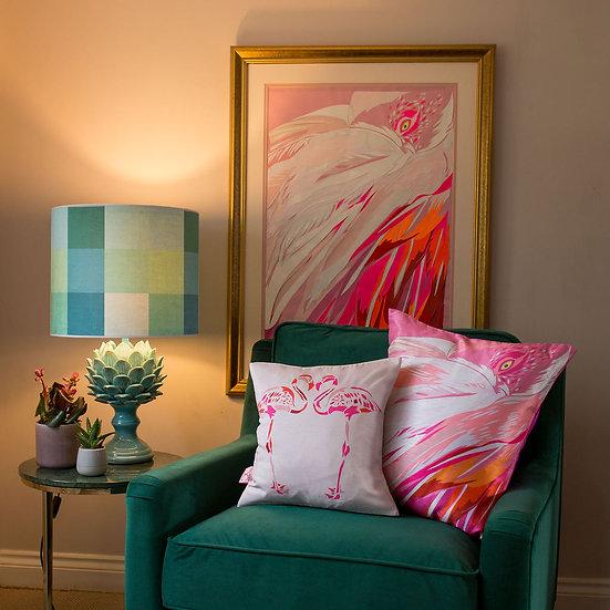 Amaranth flamingos- ORIGINAL