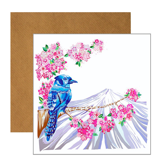 THE HAVEN GREETING CARD