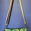 Thumbnail: Green Shell Vegan Leather Handbag