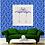 Thumbnail: Blue Shell Deco Wallpaper