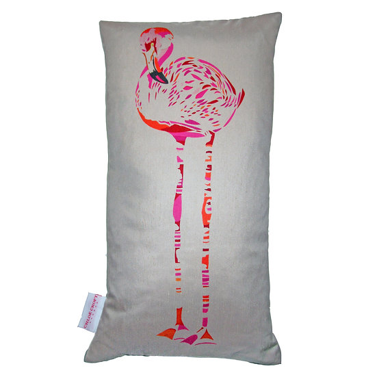 Garland Flamingo Cushion