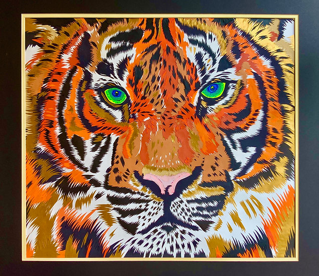 Tiger - ORIGINAL-SOLD
