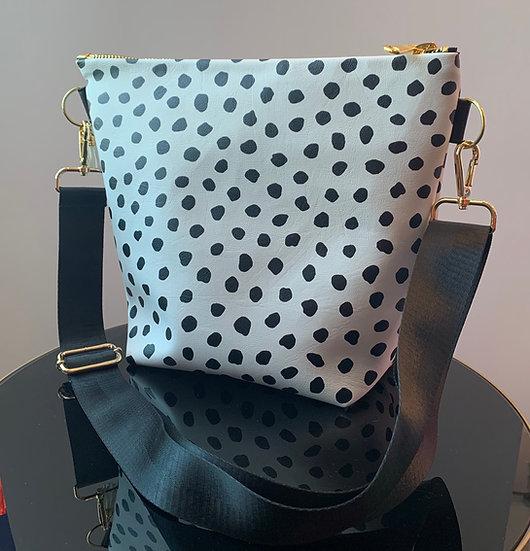 White Spot Handbag