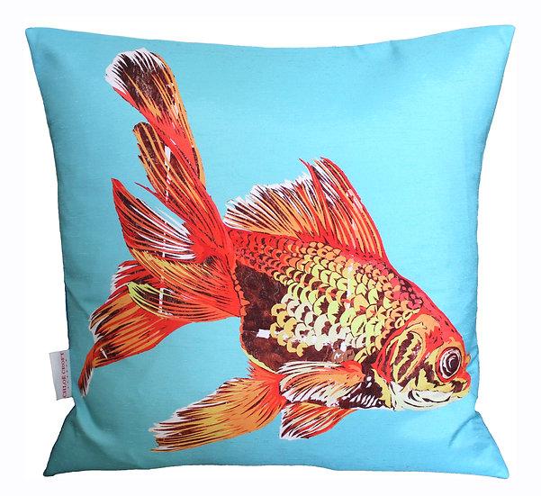 Goldie shell weatherproof cushion