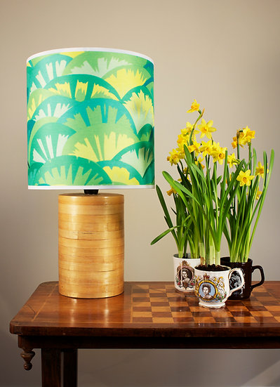 PARROT LAMPSHADE