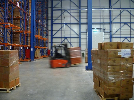 cubic wms, warehouse mananagement system, forklift terminal, barcode system