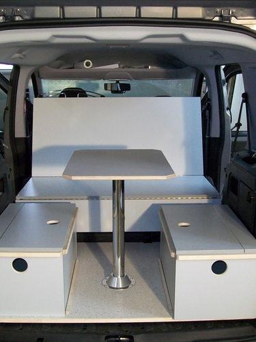 Fiat Doblo - ohne Polster
