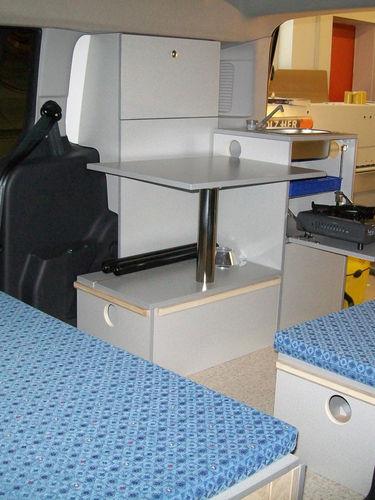 Ford Connect LR - Sitzecke