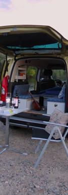 Berlingo - Camper
