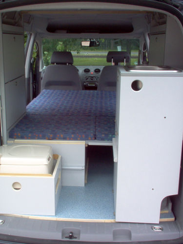 Caddy Maxi Camping - WC