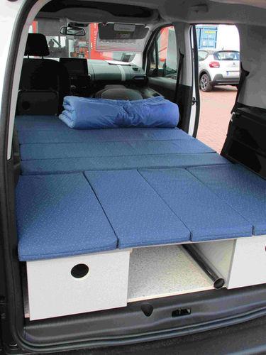 Bett im Rifter ca. 120 x 195 cm