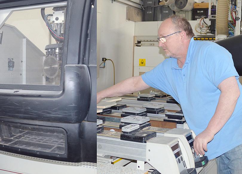 CNC-Produktion