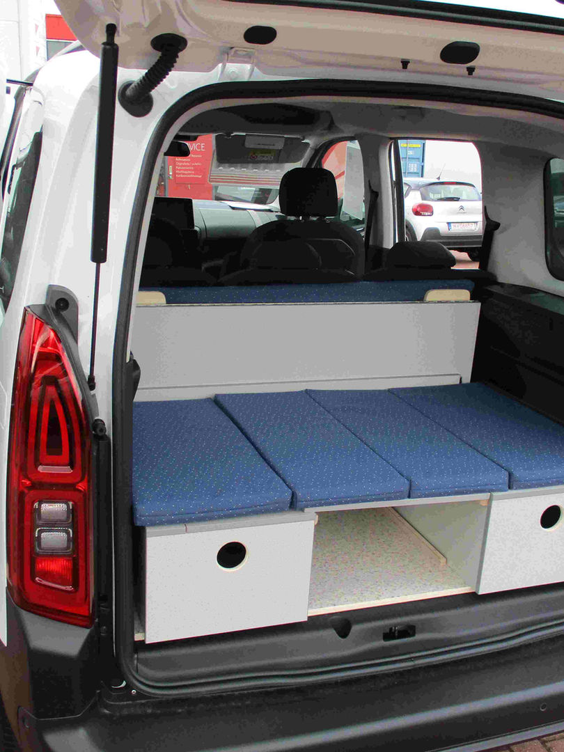 Berlingo2019: Fahrposition
