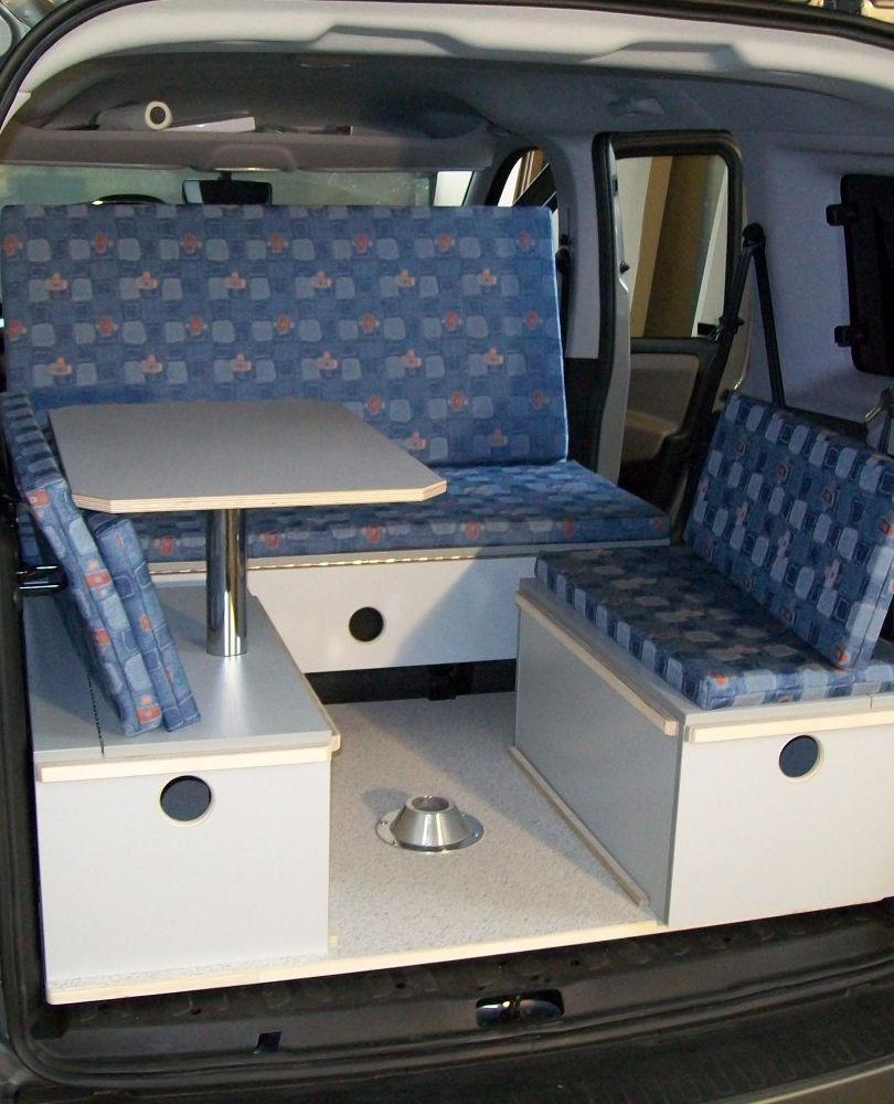 Opel Combo Wohnposition Variante