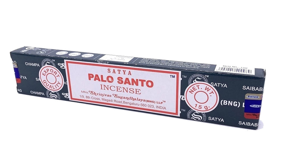 Encens SATYA - Palo Santo