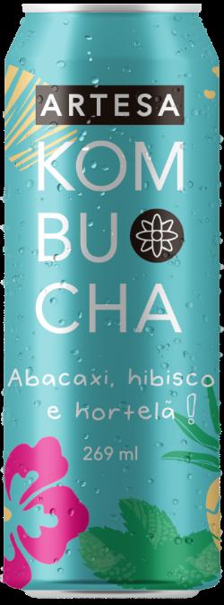 Abacaxi, Hibisco & Hortelã