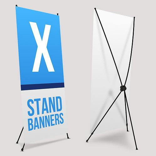 X-Banner | Kit Completo | Lona Front Light
