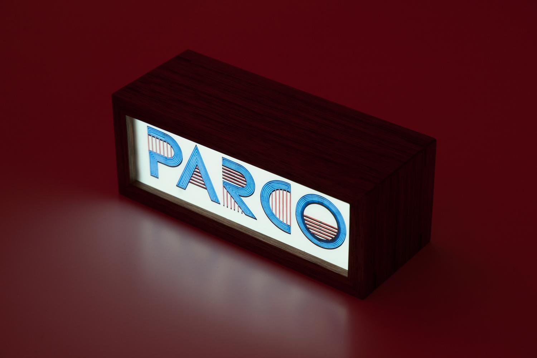PARCO (Light box)