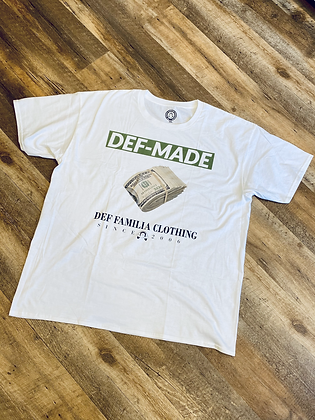 DEF-MADE t-shirts