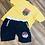 Thumbnail: Mens T-Shirt and Short Summer Sets