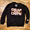 """Thumbnail: """"Deaf and Dope"""" with 210,000 stitches  embroidered sweater!"""