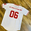 Thumbnail: Def Familia Dreams  embroidered  V-neck Men's Pullover Baseball Jersey