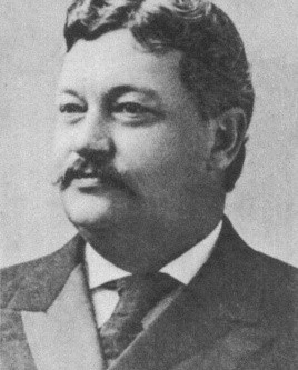 Who is B.F. Dillingham, the name behind the room at the Manoa Valley Inn?
