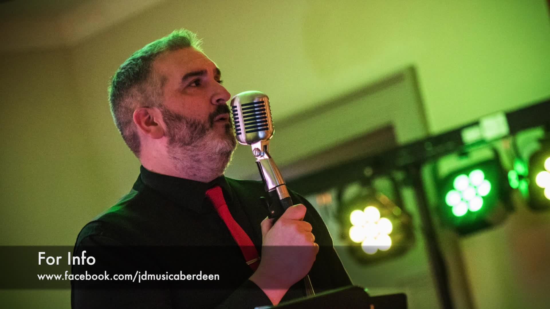 JD Sings...Shine