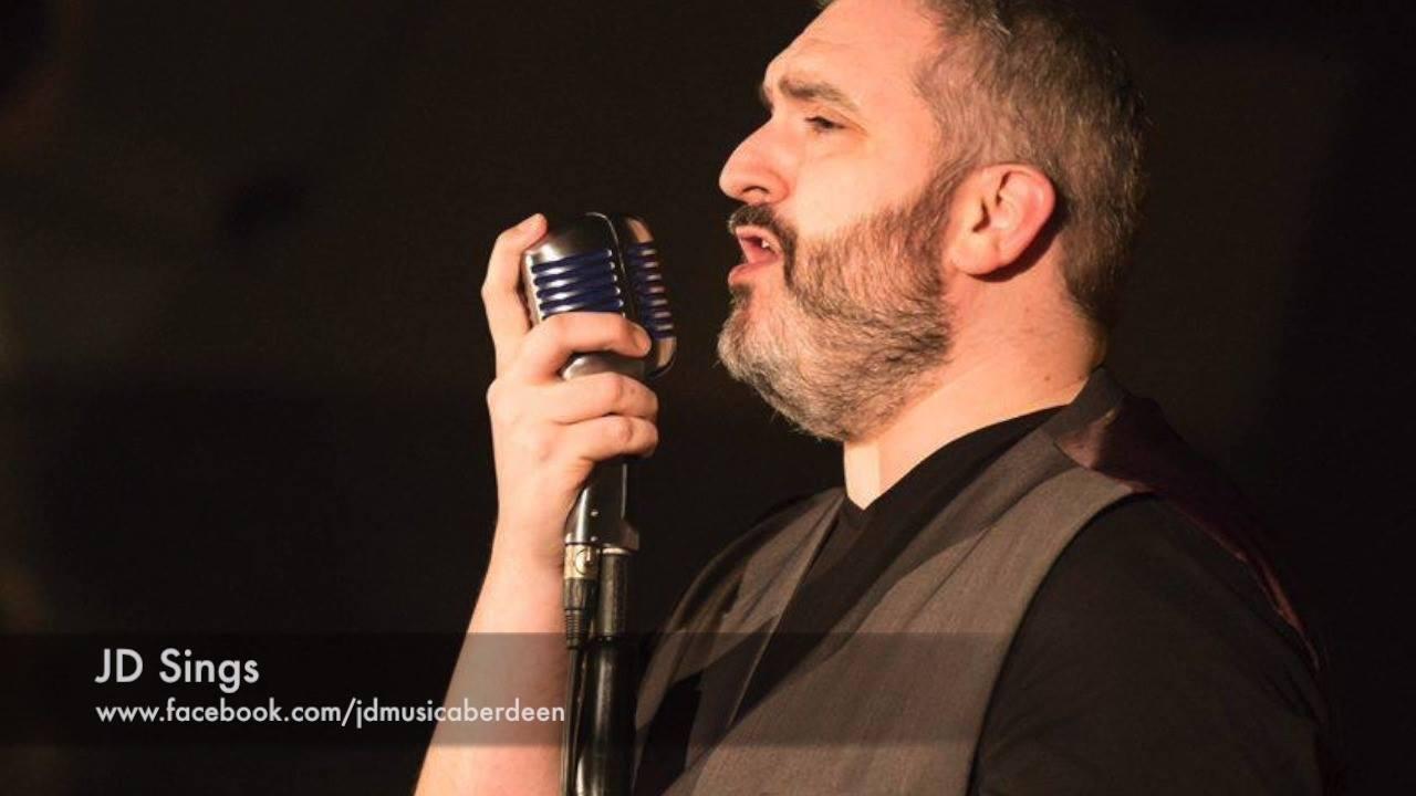 JD Sings...Uptown Funk (Acoustic Version)