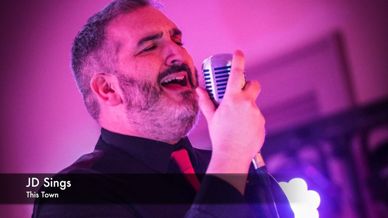 JD Sings...This Town