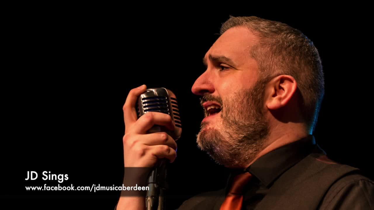 JD Sings...Feel
