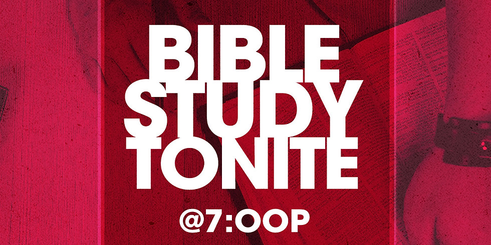 Bible Study @ Home