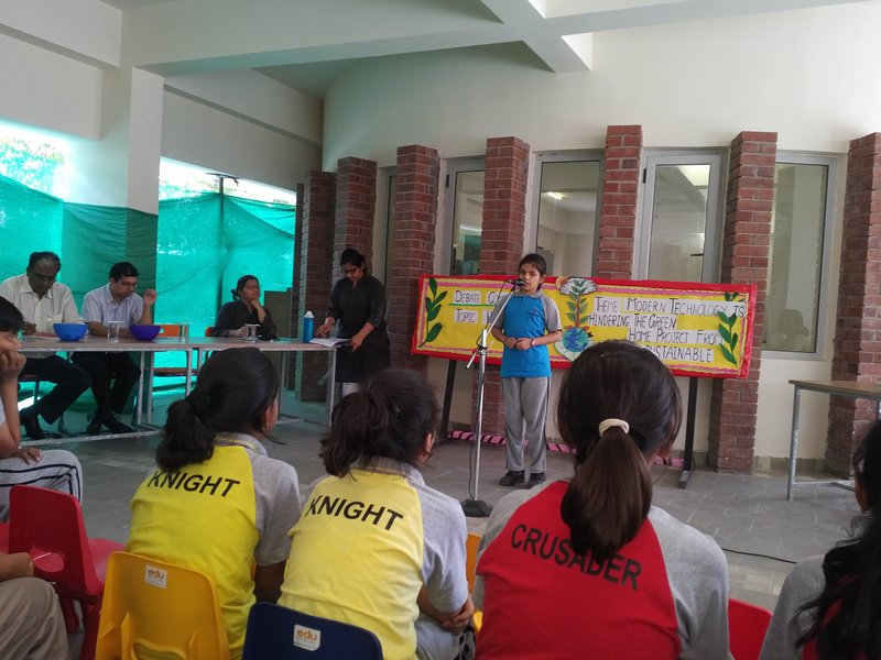 Interhouse Debate