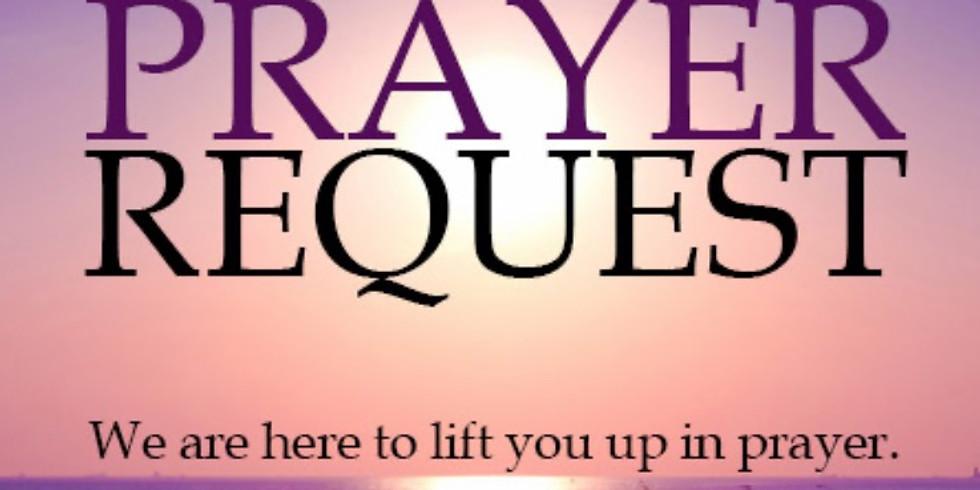 Intercessory Prayer Ministry