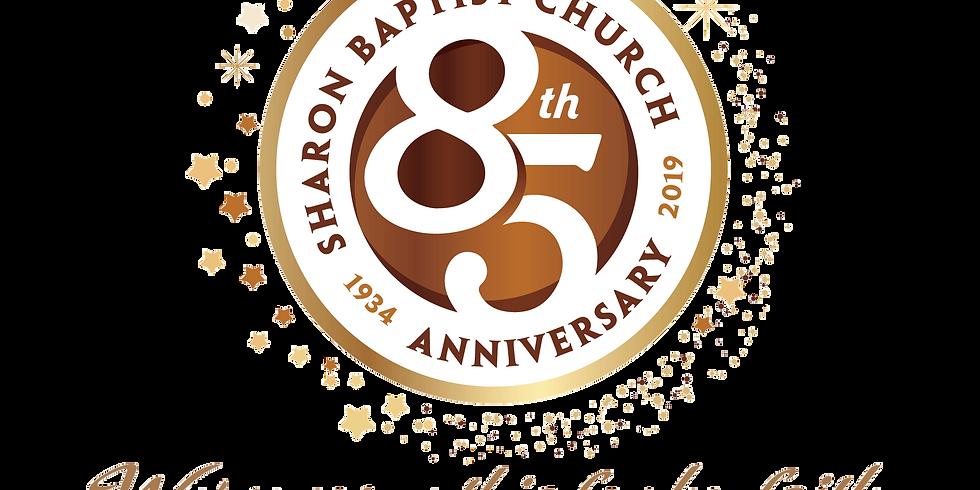 85th Church Anniversary