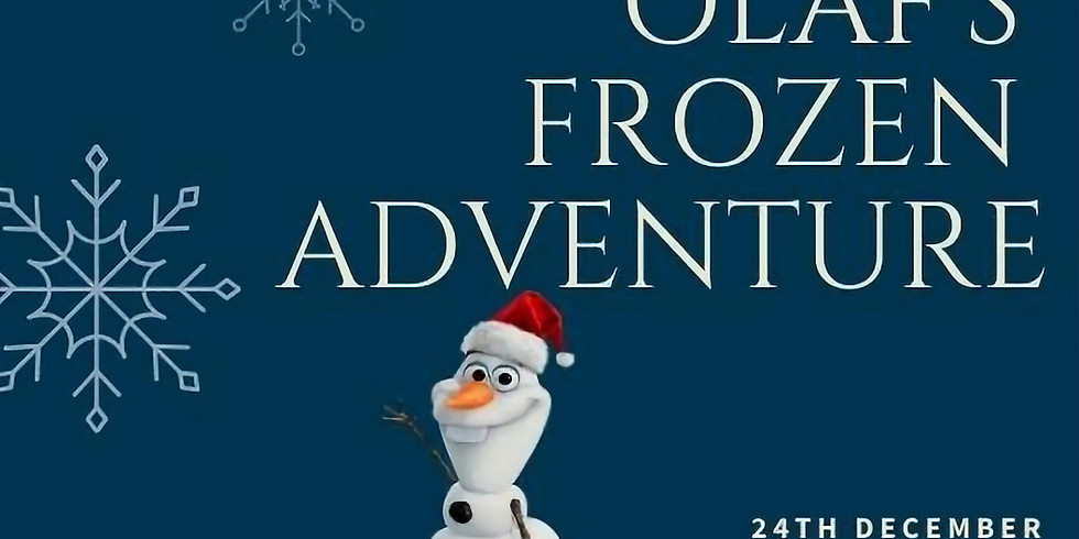 Cartoons and Carols - Olaf's Frozen Adventure