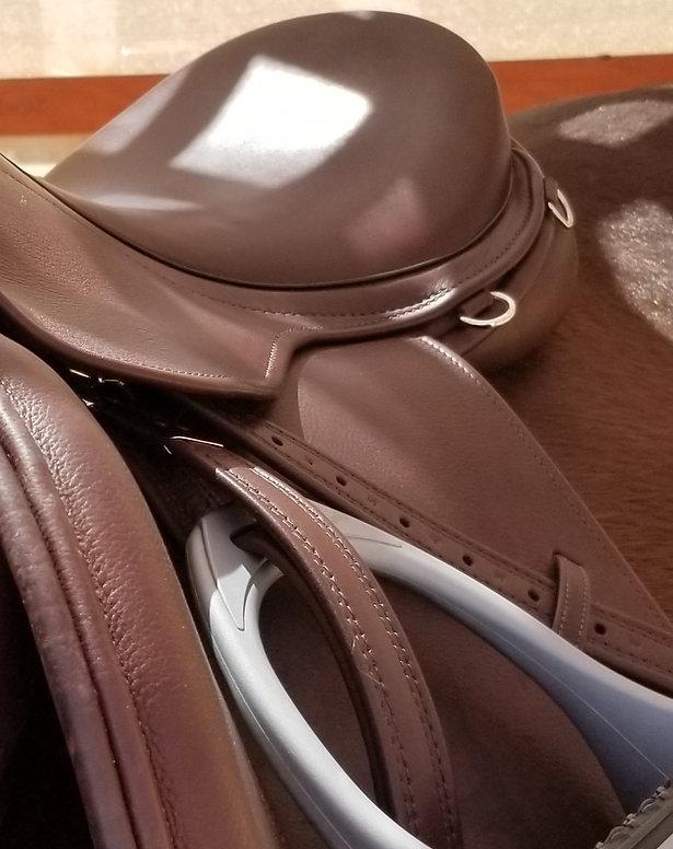 Tamara Solange - County Saddles