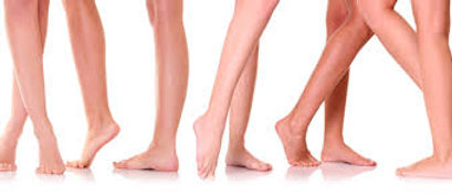 Waxing smooth legs for men in Hove