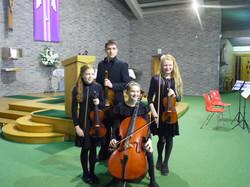 Bray School of Music String Quartet