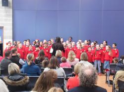 Presto Harmony Choir of St. Ultons N.S