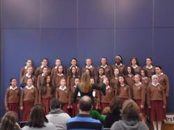 Loreto College Foxrock Choir