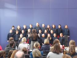 Glenageary N.S. Choir